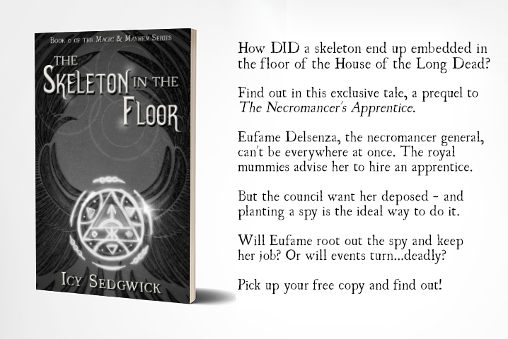 Your free copy of dark fantasy tale The Skeleton in the Floor awaits you here! Simply click the image to find out how to get yours today.