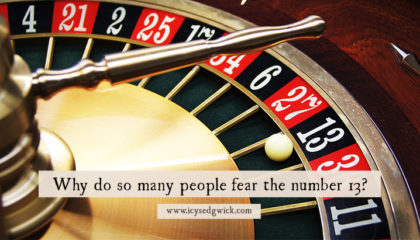 Some people fear the number 13 so much they take the day off work! So why is it such a reviled number? Where did that association come from? Find out here.