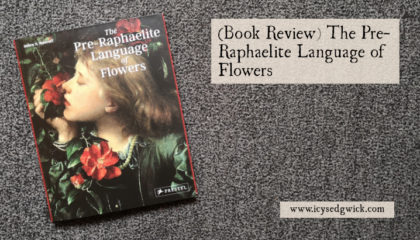 The Pre-Raphaelite Language of Flowers is an art history book by Debra N. Mancoff. It explores floriography in the work of the PRB. Is it worth a read?