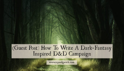 Stranger Things made D&D 'cool'. But how would you write a dark fantasy-themed D&D campaign? Click here for the guide and learn all the tricks.