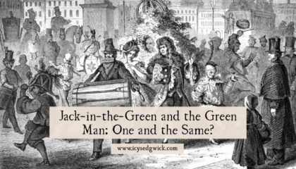 You'll find the Jack-in-the-Green as part of May Day celebrations around England. But what links does he have with the famous Green Man? Find out here.