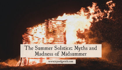 The summer solstice is often known as midsummer. But is it really an ancient pagan festival? Click here to learn some of the ways that it's celebrated!