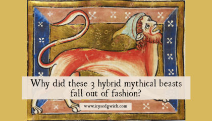 Not all creatures are as popular as the unicorn. These hybrid mythical beasts have faded from art and literature. But why? Find out here.
