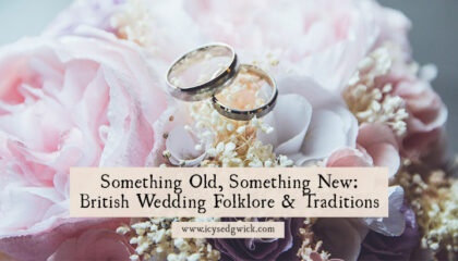 Wedding folklore contains a range of helpful sayings, rules, or dedicated rituals to ensure the marriage goes well. Click here to learn more.